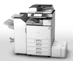 Máy photocopy Ricoh Aficio MP C3002
